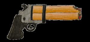 Tamale pistol