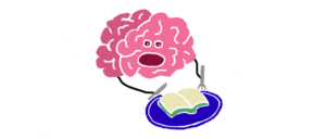 brain eating book